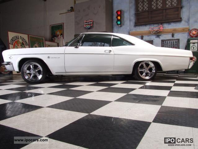 Make chevrolet 1966 impala 1966 chevrolet impala sports car coupe
