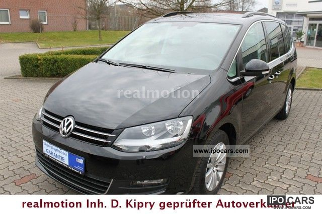 2011 Volkswagen  2.0 TDI Bluemotion Comfortline Van / Minibus Used vehicle photo