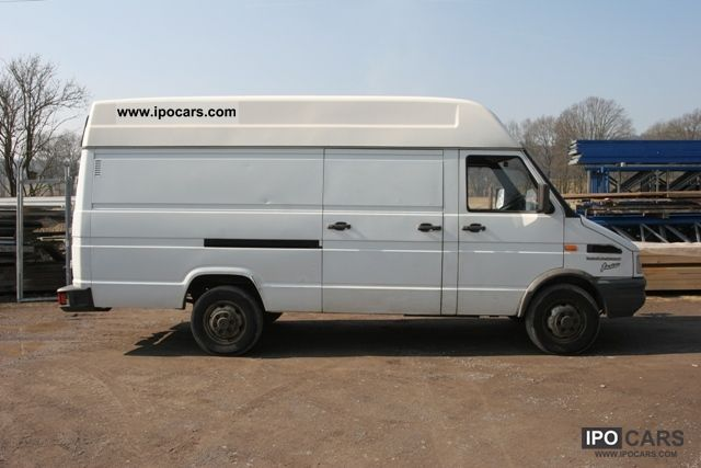 1998 iveco 35 10 tb daily car photo and specs. Black Bedroom Furniture Sets. Home Design Ideas