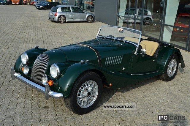 Morgan  Plus 8 3.5 2 seater 1975 Vintage, Classic and Old Cars photo
