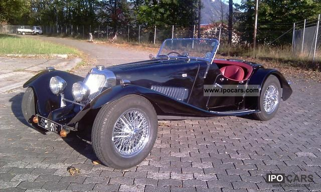 1980 Morgan  ? rare: SQUIRE with H-plates, RHD Cabrio / roadster Classic Vehicle photo