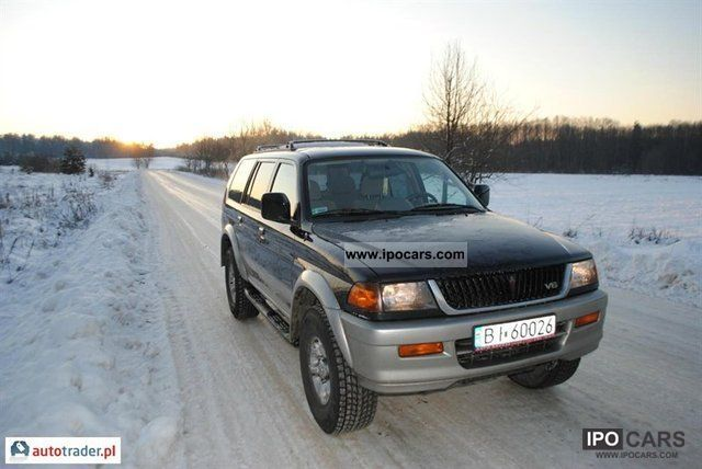 1997 Mitsubishi  Pajero Other Used vehicle photo