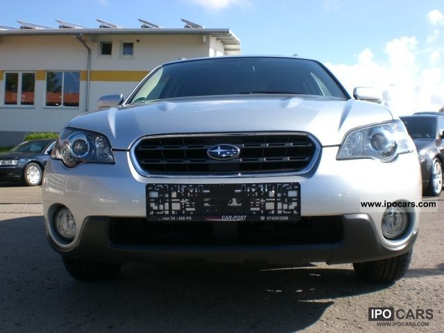 Subaru  Outback 2.5 heater, trailer hitch, Sitzheiz, warranty 2005 Liquefied Petroleum Gas Cars (LPG, GPL, propane) photo