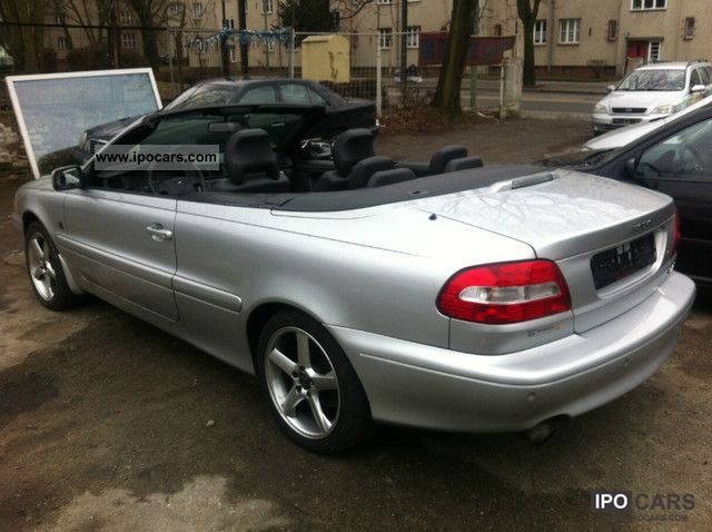 2003 volvo c70 2 0t wool elecktrich convertible leather car photo and specs. Black Bedroom Furniture Sets. Home Design Ideas