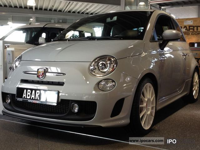 2012 Abarth  500 500 1.4 Turbo T-Jet 16V 117 kW essees Small Car Pre-Registration photo
