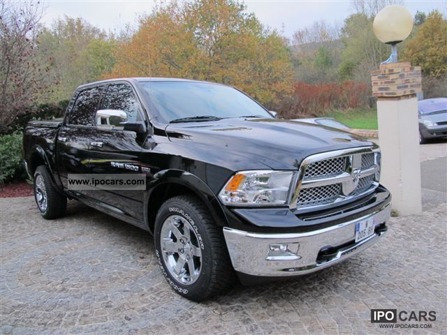 2012 dodge ram 1500 hemi laramie crew cab 2012 util off road vehicle. Black Bedroom Furniture Sets. Home Design Ideas