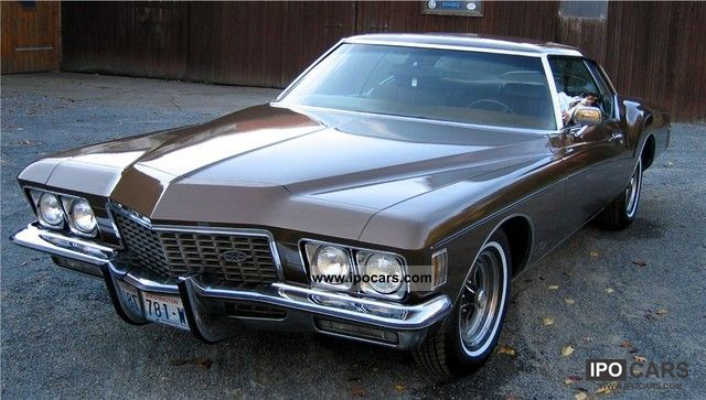 Buick  Riviera Boattail with sunroof! 1972 Vintage, Classic and Old Cars photo