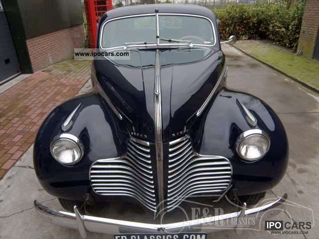 Buick  Super Eight 1941 California Import perfect 1941 Vintage, Classic and Old Cars photo