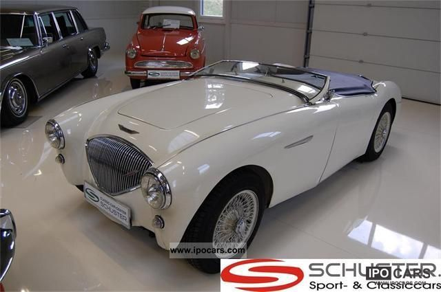 Austin  Healey 100/4 BN1 1954 Vintage, Classic and Old Cars photo