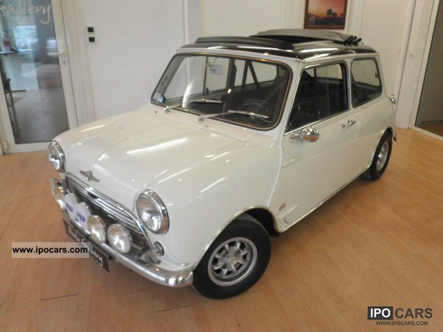 Austin  MORRIS COOPER MKII 1969 Vintage, Classic and Old Cars photo