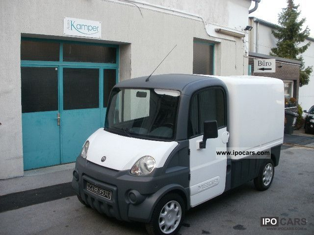 2008 Aixam  Aixam Mega Van advertising mobile diesel Van / Minibus Used vehicle photo