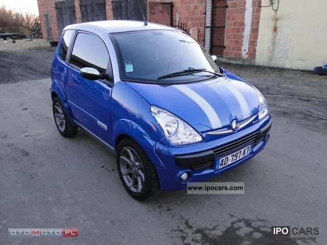 2009 Aixam  CITY SPORTS Small Car Used vehicle photo