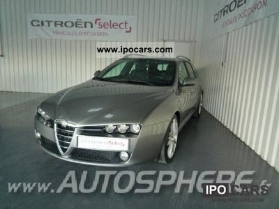 2008 Alfa Romeo  159 159 SW 1.9 JTD 16V 150CV Estate Car Used vehicle photo