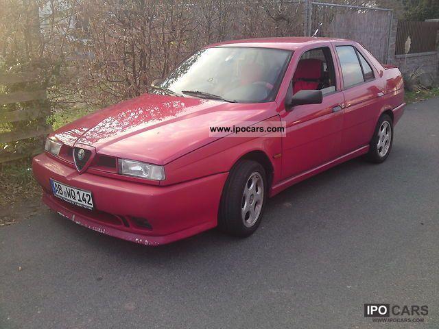 1993 Alfa Romeo  Alfa 155 1.8 Twin Spark Limousine Used vehicle photo