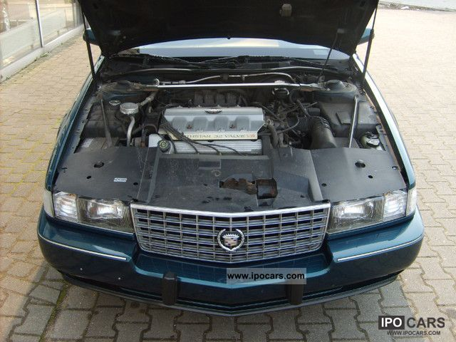 1995 Cadillac Seville Sts 4 6 V8 Automatic Leather Air Sd Tuv Car