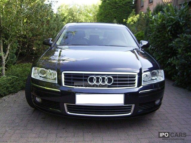 2004 Audi  A8 3.0 Limousine Used vehicle photo