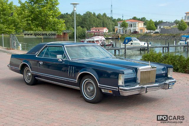 1979 Lincoln  Mark 5 Sports car/Coupe Used vehicle photo