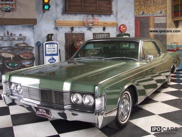 Lincoln  Continental 7.5 liter big block 340 hp!! 1968 Vintage, Classic and Old Cars photo