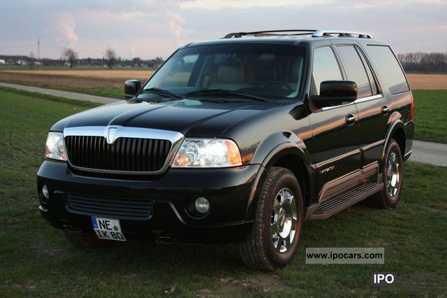 2002 Lincoln  Navigator 2WD version 2003 Other Used vehicle photo