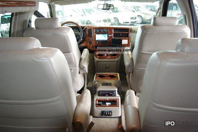 2007 Gmc Savana Explorer 6 0 Limited Se Aut Car Photo And Specs