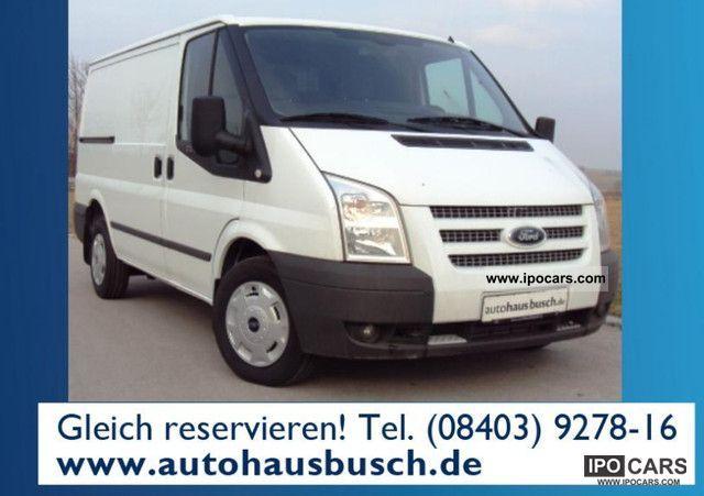 2012 Ford  FT 280 K TDCi Trend Truck Inc. Van / Minibus Pre-Registration photo