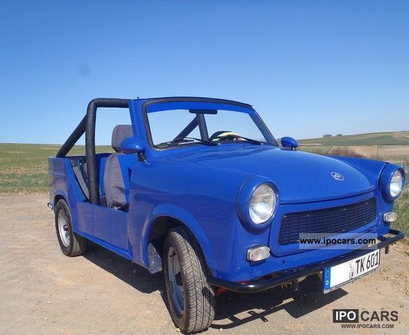 1978 Trabant  Other Cabrio / roadster Used vehicle photo