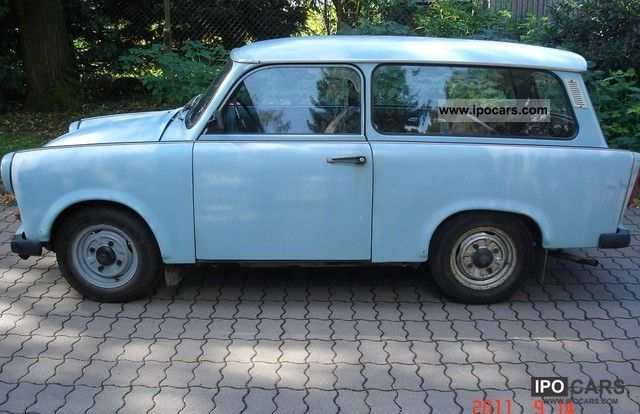 1966 Trabant  601 Estate Car Used vehicle photo