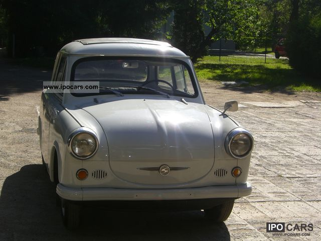 Trabant  Other 1959 Vintage, Classic and Old Cars photo