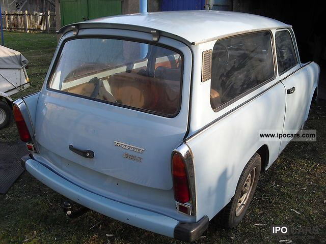 Trabant  601 1967 Vintage, Classic and Old Cars photo