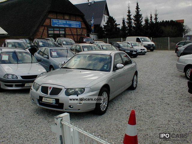 2006 Rover  75 2.5 V6 Celeste S Limousine Used vehicle photo