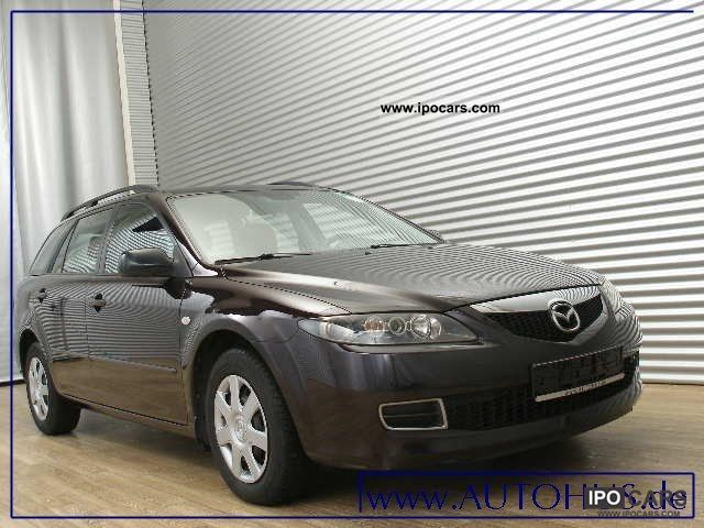 2006 mazda 6 kombi 2 0 cd sport comfort car photo and specs. Black Bedroom Furniture Sets. Home Design Ideas