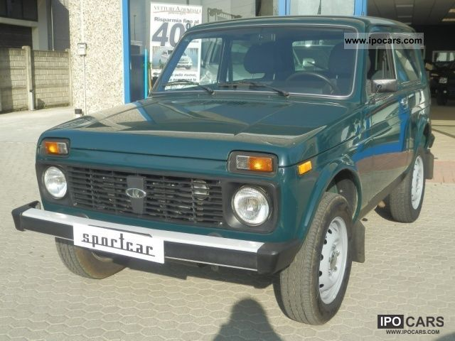 Lada  Niva 1.7 MPi cat dual fuel GPL 2010 Liquefied Petroleum Gas Cars (LPG, GPL, propane) photo