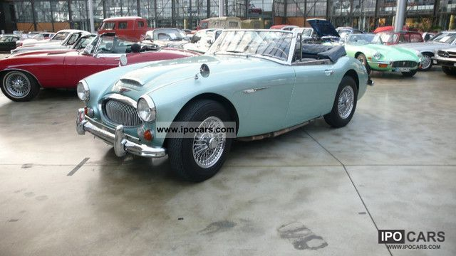 Austin Healey  3000 Mk3 Ph2 1966 Vintage, Classic and Old Cars photo