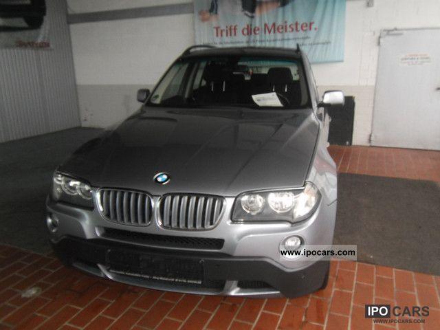 2007 BMW  X3 3.0d \ Limousine Used vehicle photo