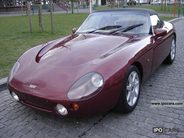 1992 TVR  Griffith 400 Cabrio / roadster Used vehicle photo