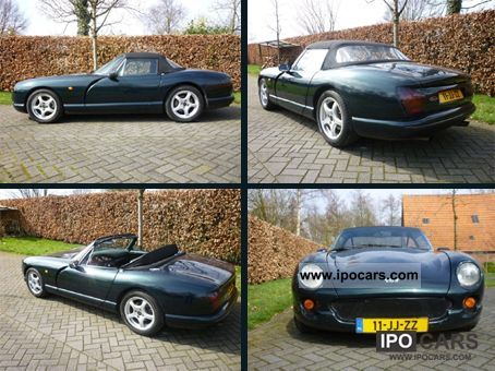 1996 TVR  Chimaera 500 LHD Cabrio / roadster Used vehicle photo