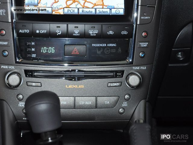 2011 lexus navigation is 220d car photo and specs. Black Bedroom Furniture Sets. Home Design Ideas