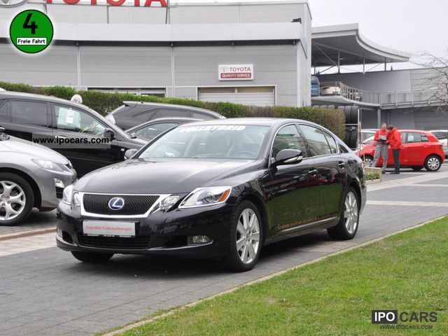 Lexus  GS 450h Luxury Line NAVIGATION BI-XENON 2009 Hybrid Cars photo