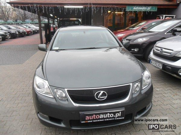 Lexus  GS450 450HYBRYDA, EUROPE, NAVI, DVD, CAMERA PARKOWAN 2008 Hybrid Cars photo