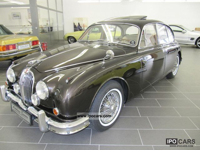 Jaguar  MK II VICARAGE 1962 Vintage, Classic and Old Cars photo