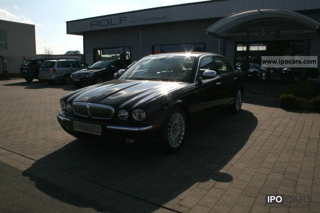 2006 Jaguar  Daimler XJ / V8 / SUPER EIGHT / LEATHER / NAVI / X Limousine Used vehicle photo
