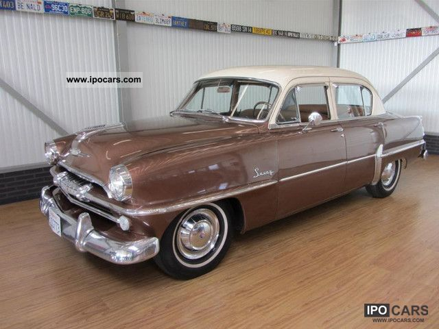 Plymouth  Savoy Powerflite Automatic 4 Door Sedan 1954 Vintage, Classic and Old Cars photo
