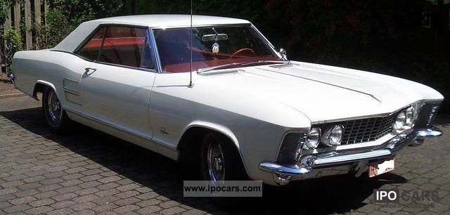 1963 Buick  - Sports car/Coupe Classic Vehicle photo