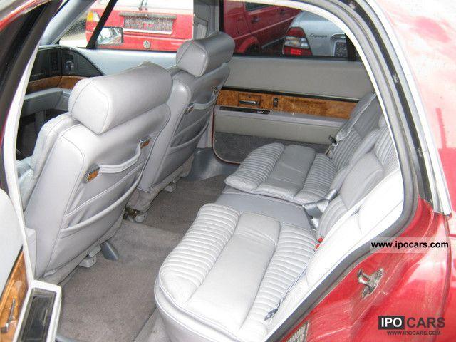 1992 Buick Park Avenue Car Photo And Specs