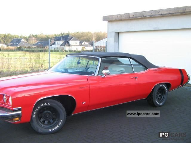 Buick  * Centurion V8/Convertible/Leder/H.Kennz. 1973 Vintage, Classic and Old Cars photo