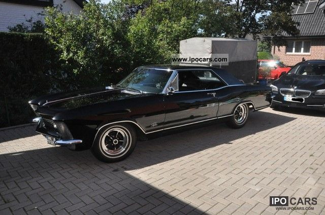 Buick  Riviera 1965 Vintage, Classic and Old Cars photo
