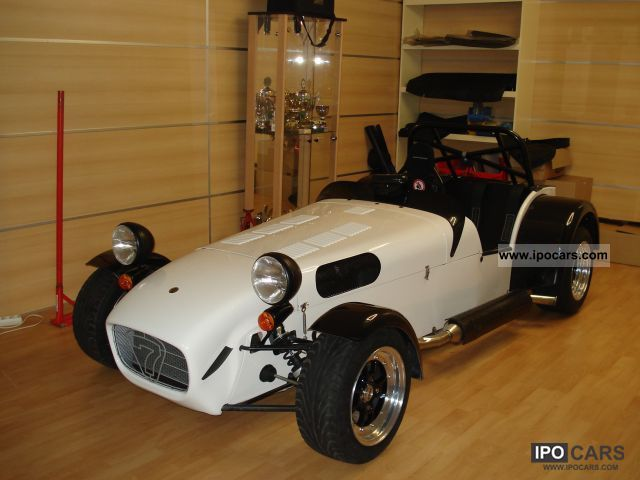 2007 Caterham  Superlight 1.6 Other Used vehicle photo