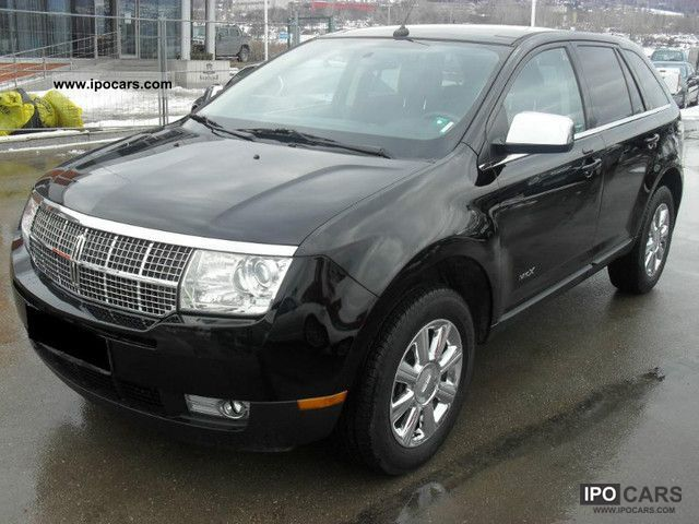 2007 Lincoln  MKX3.5 Off-road Vehicle/Pickup Truck Used vehicle photo