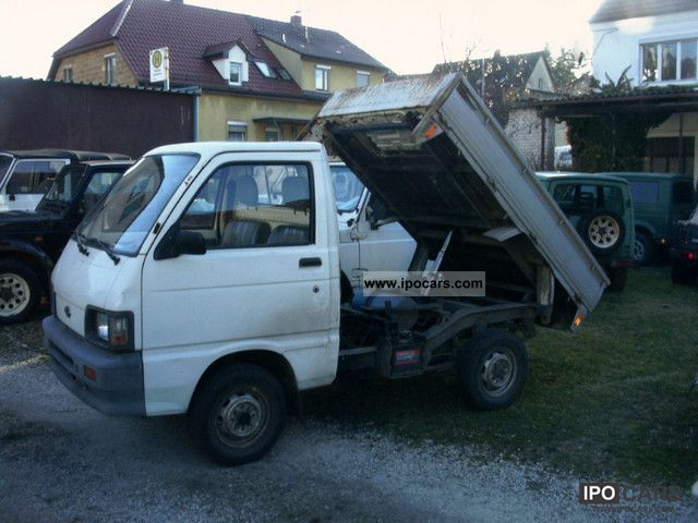 1997 Daihatsu  Hijet Pick Up - TRUCK Other Used vehicle photo
