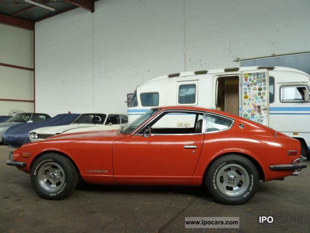 1973 Nissan Datsun 240z Car Photo And Specs